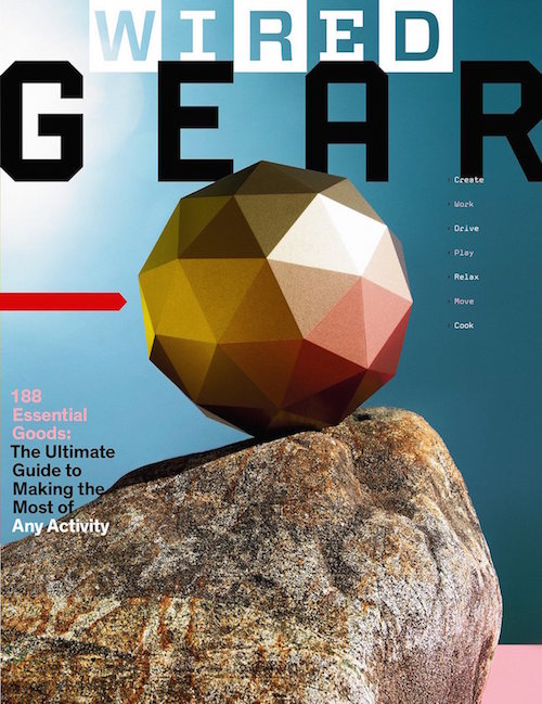 WIRED special issue:Gear